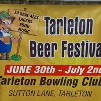 Tarleton Beer Festival 2017