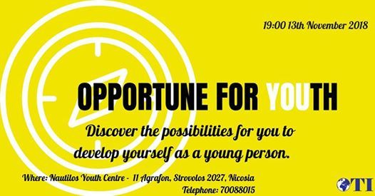 Opportune For Youth