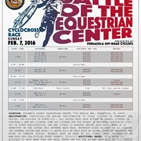BATTLE OF THE EQUESTRIAN CENTER CYCLOCROSS RACE