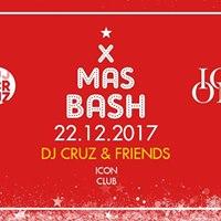 XMAS BASH with DJ CRUZ
