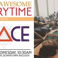 Super Awesome Storytime with Space Yoga