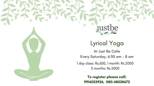 Lyrical Yoga