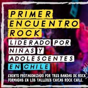 Primer Encuentro Rock Liderado por Niñas y Adolescentes en Chile cc6703674f27