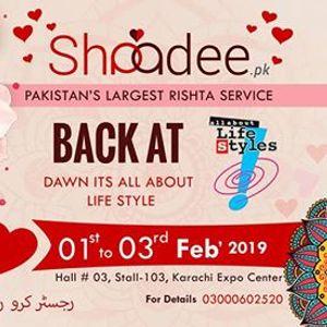 1st February 2019 Events in Karachi