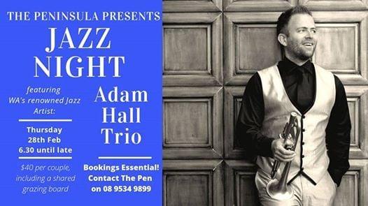 Jazz Night At The Pen