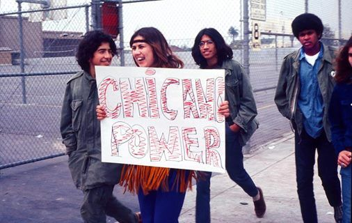 The Past Present and Future of the Chicano Movement