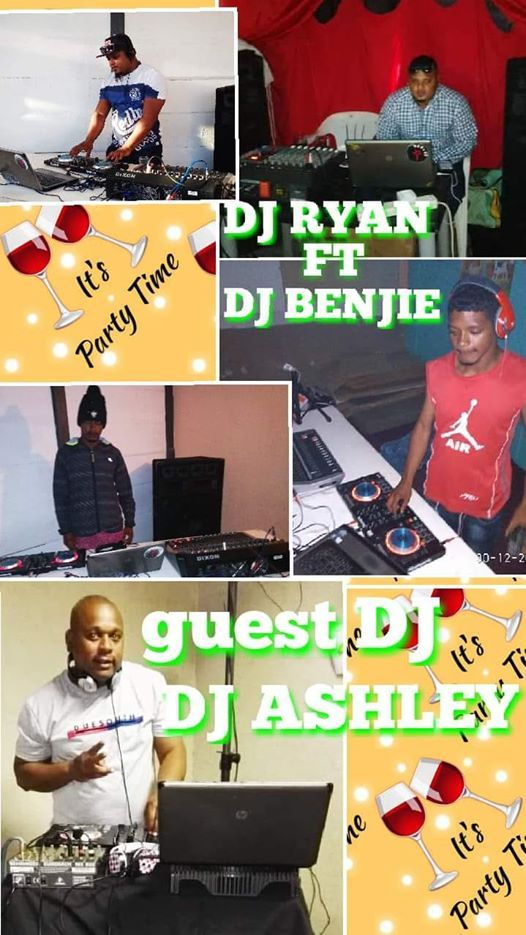 dance &karaoke wt DJ Ryan Ft DJ Benjie Ft Guest dJ DJ ASHLEY