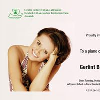 Gerlint Bottcher German Pianist