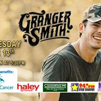 Granger Smith Live at Sidewinders presented by 94.9 Star Country