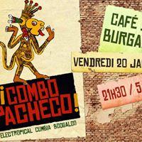 Combo Pacheco au Burgaud