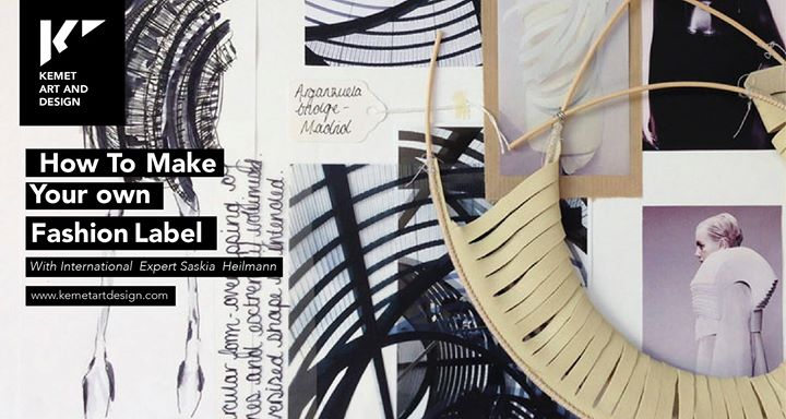 How To Make your Fashion Label