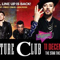 Culture Club  Live in Singapore