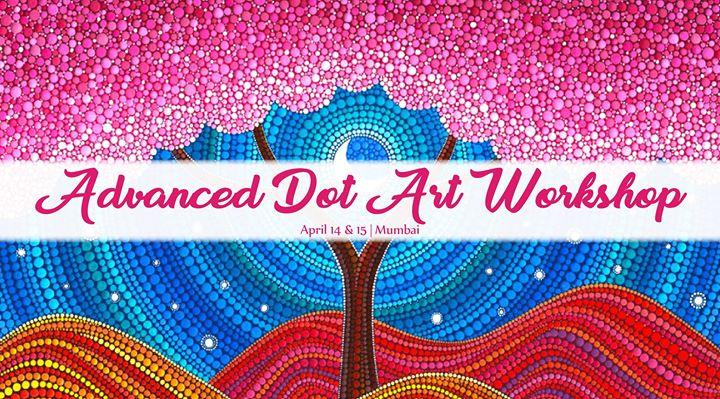 Advanced Dot Painting Workshop Mumbai