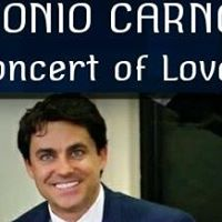 ANTONIO CARNOTA &quotCONCERT OF LOVE&quot