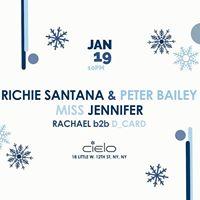Richie Santana &amp Peter Bailey  Miss Jennifer