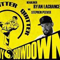 One Hitter Quitter Comedy Showdown