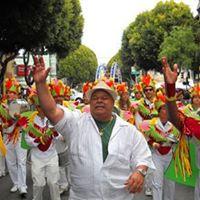 Djapo presents Orisha Drum and Dance Workshops with Jorge Alabe