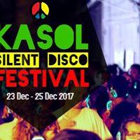 Kasol Silent Disco Festival Trip  Xmas special  INR 5999 ONLY