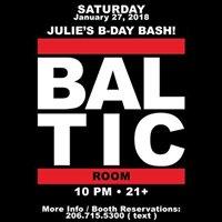 Julies B-Day Bash