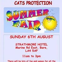 Lancaster &amp Morecambe Branch of Cats Protection Summer Fair