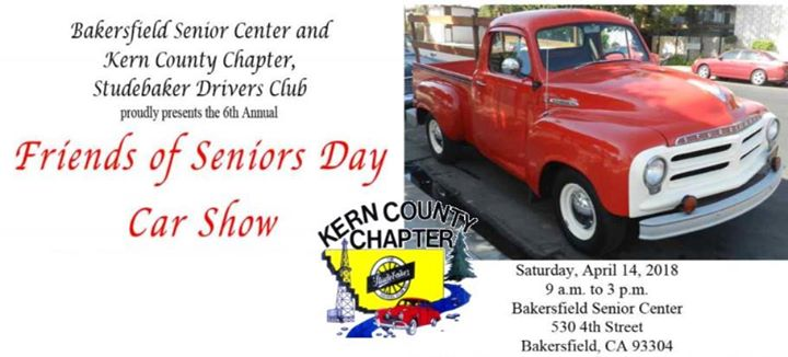 Friends Of Seniors Day Car Show At Th St Bakersfield CA - Bakersfield car show