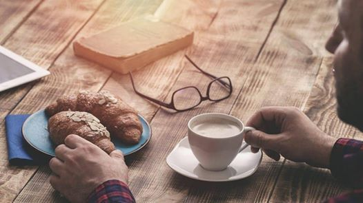Saturday Morning Breakfast and Bible Devotional Wisdom