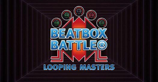 Beatbox Battle Looping Masters - Loop Station World Championship