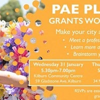 PAE Places Grant Workshops