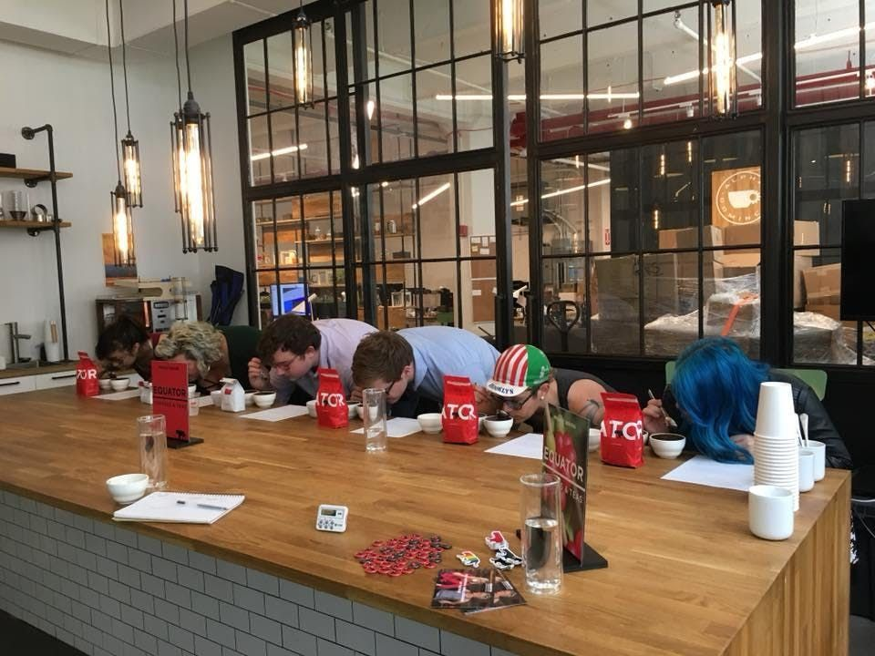 Equator Coffees NYC Monthly Tasting Series