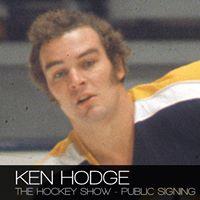 Ken Hodge - The Hockey Show - Public Signing