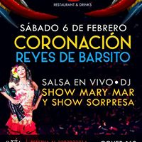 Coronacion REYES Barsito