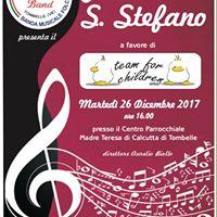Concerto di Santo Stefano 2017