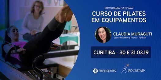 Curso de Pilates em Equipamentos - Physio Pilates Polestar - Curitiba