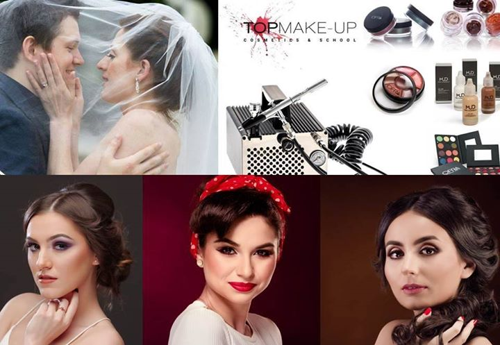 Cursuri Acreditate De Specializare In Make Up Modul 1 At Top Make