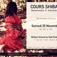 Atelier Shibari  Dcouverte &amp Initiation
