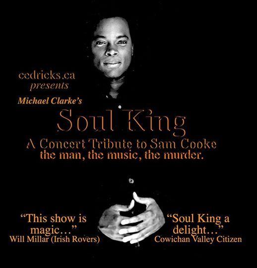 Michael Clarkes Soul King  Tidemark Theatre