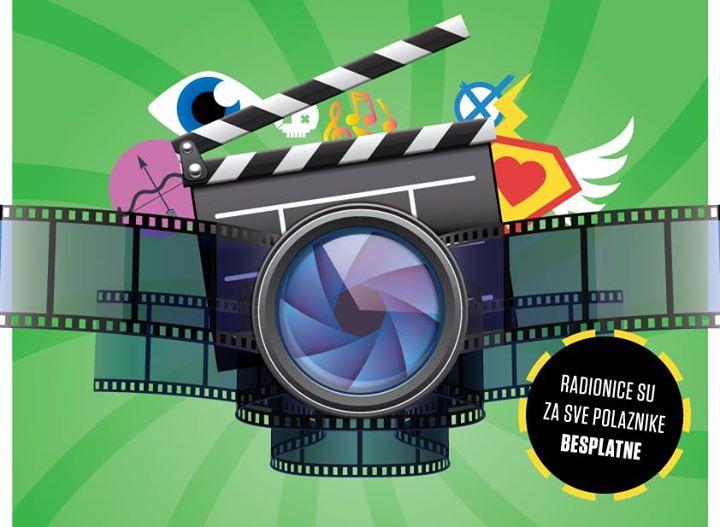 Filmske radionice za djecu u Labinu