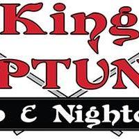 King Neptunes Pub proudly presents Max Headroom &quota totally rad journey through the 80s&quot