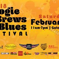 Boogie Brews and Blues Festival