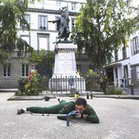 Happy Culture accueille &quotJean solo pour un monument aux morts&quot