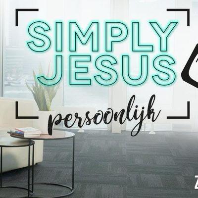 Simply Jesus Persoonlijk
