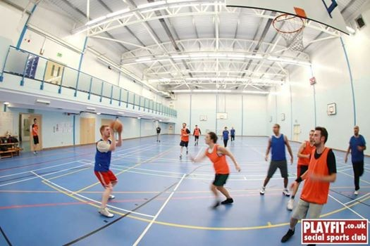 Beginners basketball session Tuesdays 6.30pm in SW London