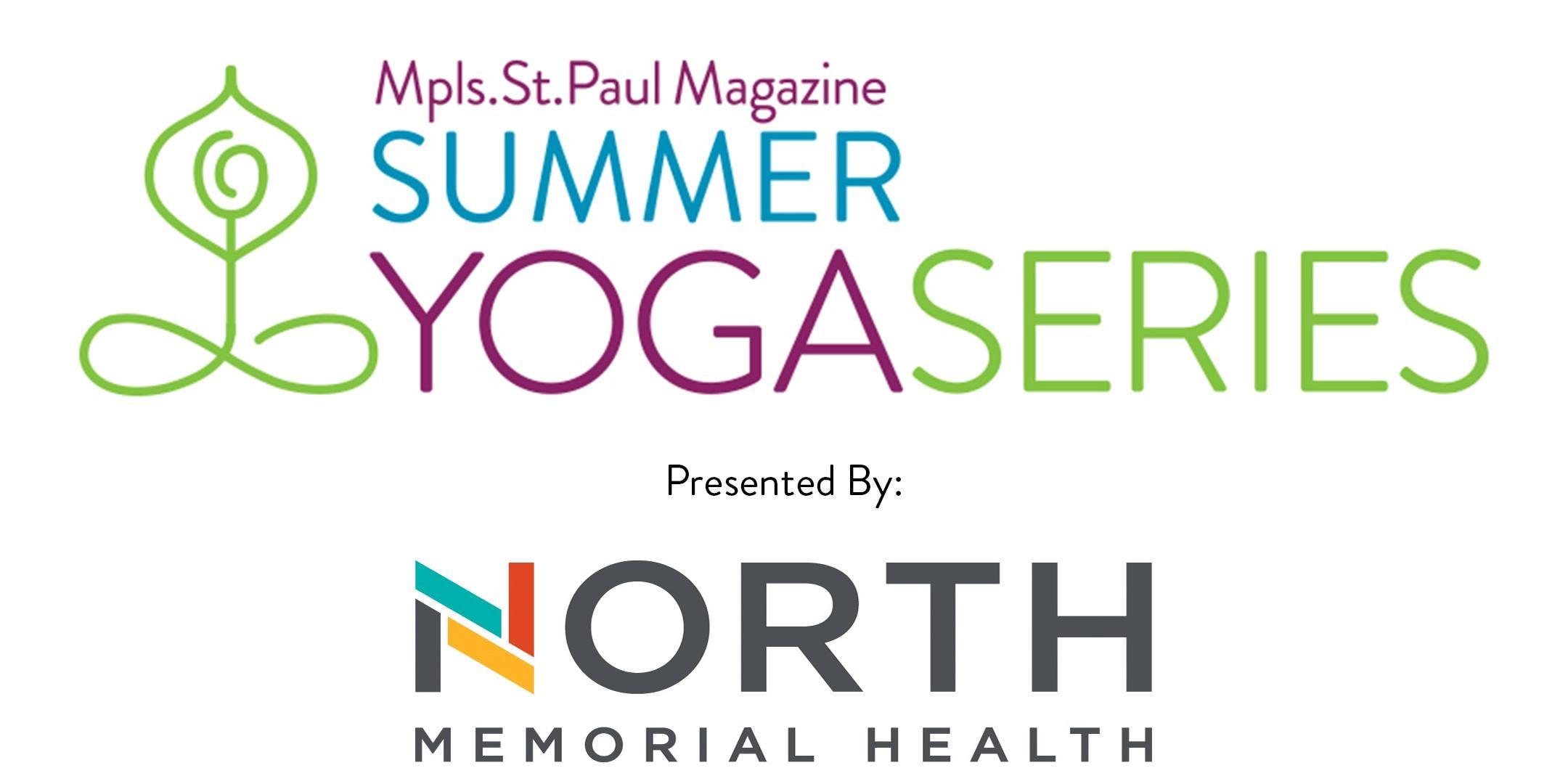 Summer Yoga Series - July
