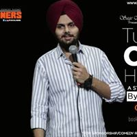 Punchliners Standup Comedy Show ft Jaspreet Singh in Chandigarh