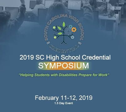 2019 South Carolina High School Credential Symposium