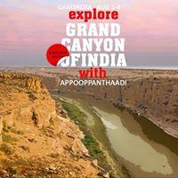 Explore the hidden Canyons