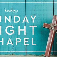 Sunday Night Chapel
