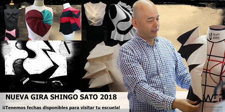 Gira Shingo Sato escuelas