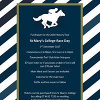 St Marys College Race Day 2017