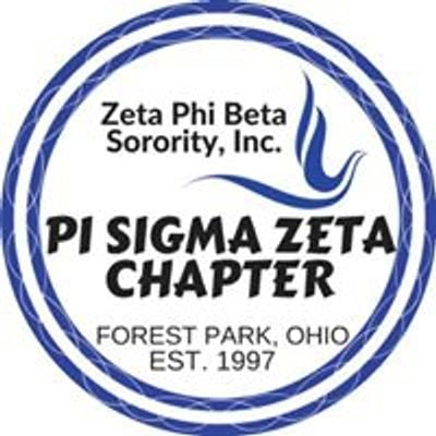 Zeta Phi Beta Sorority, Inc. Pi Sigma Zeta Chapter
